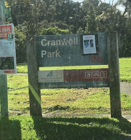 Cranwell Park - Henderson (West)