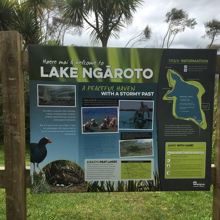 Lake Ngaroto - Te Awamutu