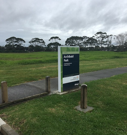 Archibald Park - Kelston (West)