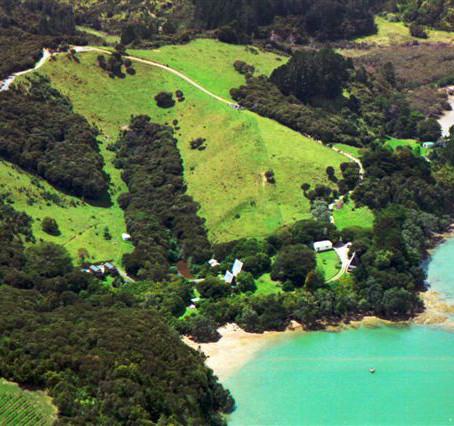 Wairoro Park - Russell