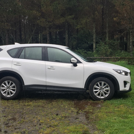 Car Review - Mazda CX5