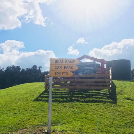 Patea Dam/Lake Rotorangi - Hurleyville, South Taranaki