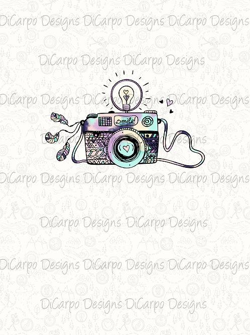 Lightbulb Camera