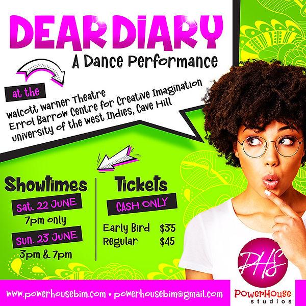 Power House Dear Diary Poster.jpg