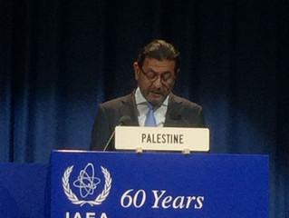 Auszüge aus der Rede von Botschafter Salah Abdel Shafi anlässlich der 60. Generalkonferenz der IAEA