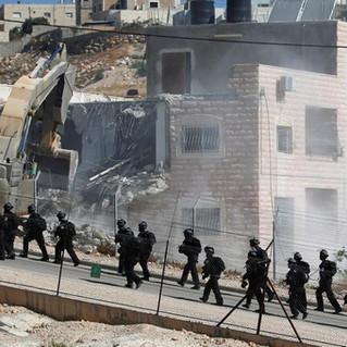Presseaussendung: Abriss palästinensischer Wohngebäude in Sur Baher völkerrechtswidrig