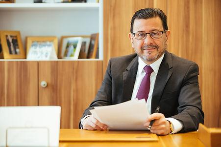 Botschafter Salah Abdel Shafi