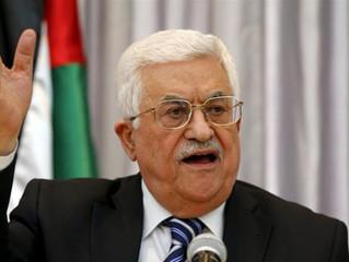 "Abbas kritisiert US-Politik als ""Ohrfeige des Jahrhunderts"""