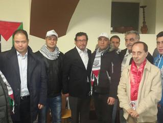 51. Jahrestag der palästinensischen Revolution