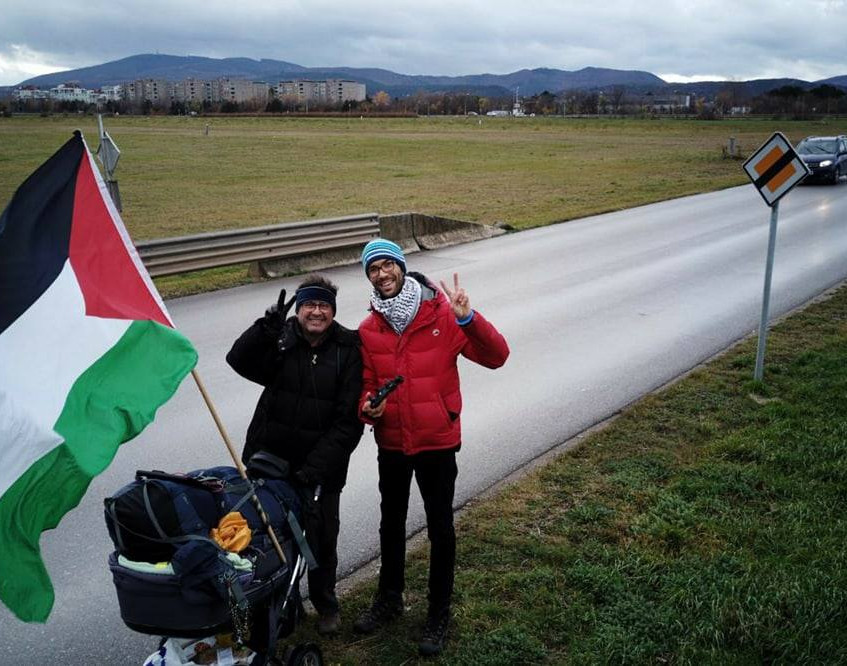 Walk to Palestine 2