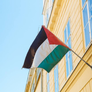 Pressemeldung des palästinensischen Botschafters Salah Abdel Shafi