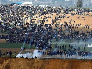 Tote und Verletzte beim friedlichen #GreatReturnMarch in Gaza