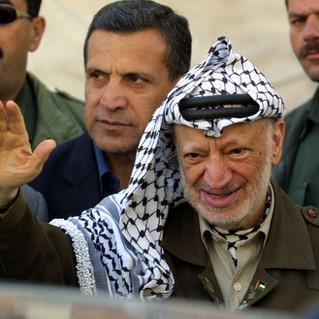 Zum 16. Todestag von Jassir Arafat
