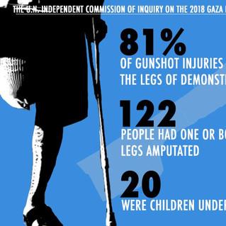 UN-Bericht: Tötungen palästinensischer DemonstrantInnen in Gaza möglicherweise Kriegsverbrechen