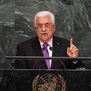 Inoffizielle Übersetzung von Auszügen aus der Rede von Präsident Mahmoud Abbas