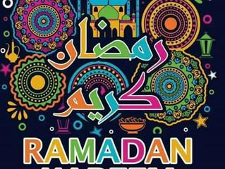 Einen gesegneten Ramadan!