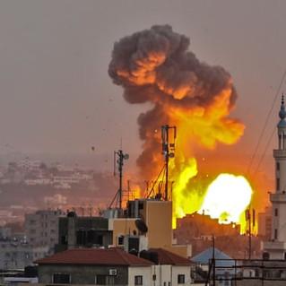 Zum vierten Mal in weniger als zehn Jahren: Gaza wird bombardiert