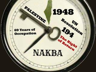 15. Mai - Tag der Nakba