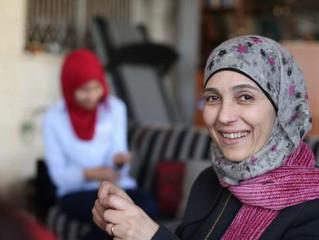 Hanan al-Hroub erhält Global Teacher Prize 2016