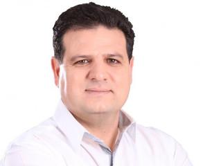 Im Gespräch mit dem palästinensischen Knessetmitglied Ayman Odeh