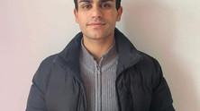 Osama Abu El Hosna für seine Heldentat während Terrorattentats in der Vertretung Palästina geehrt