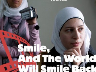"""Kurzfilm """"Smile, And The World Will Smile Back"""""""