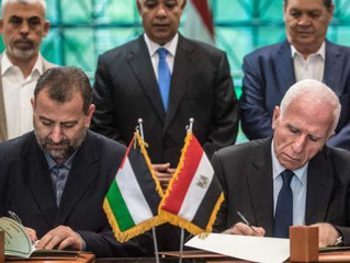 Versöhnungsabkommen zwischen Hamas und Fatah unterzeichnet