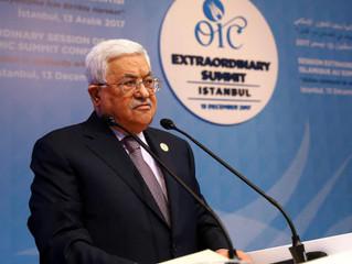 Auszüge aus der Rede von Präsident Mahmoud Abbas vor der Organisation islamischer Staaten