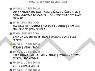 Palestinian Mission participated in the Mednarodi Film Festival in  Kranjska Gora