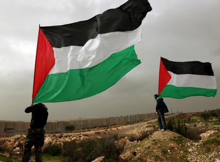Auszüge aus dem offiziellen Statement der palästinensischen Führung über das Abkommen der USA, Verei