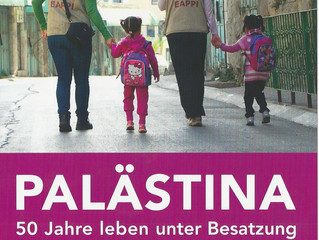 """Veranstaltungshinweis: """"Palästina - 50 Jahre unter Besatzung"""" im Stift Melk"""