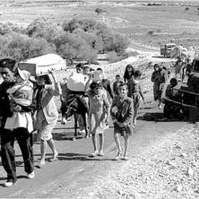 15.Mai - Tag der Nakba: Die Vertreibung der palästinensischen Bevölkerung hält bis heute an