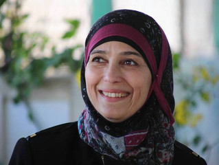 Interview with Hanan Al Hroub, Palestinian winner of the Global teacher prize 2016