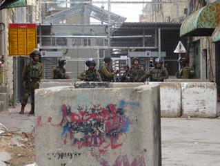 Bericht von EAPPI-Mitglied Irene Benitez Moreno über ihren Einsatz in Palästina
