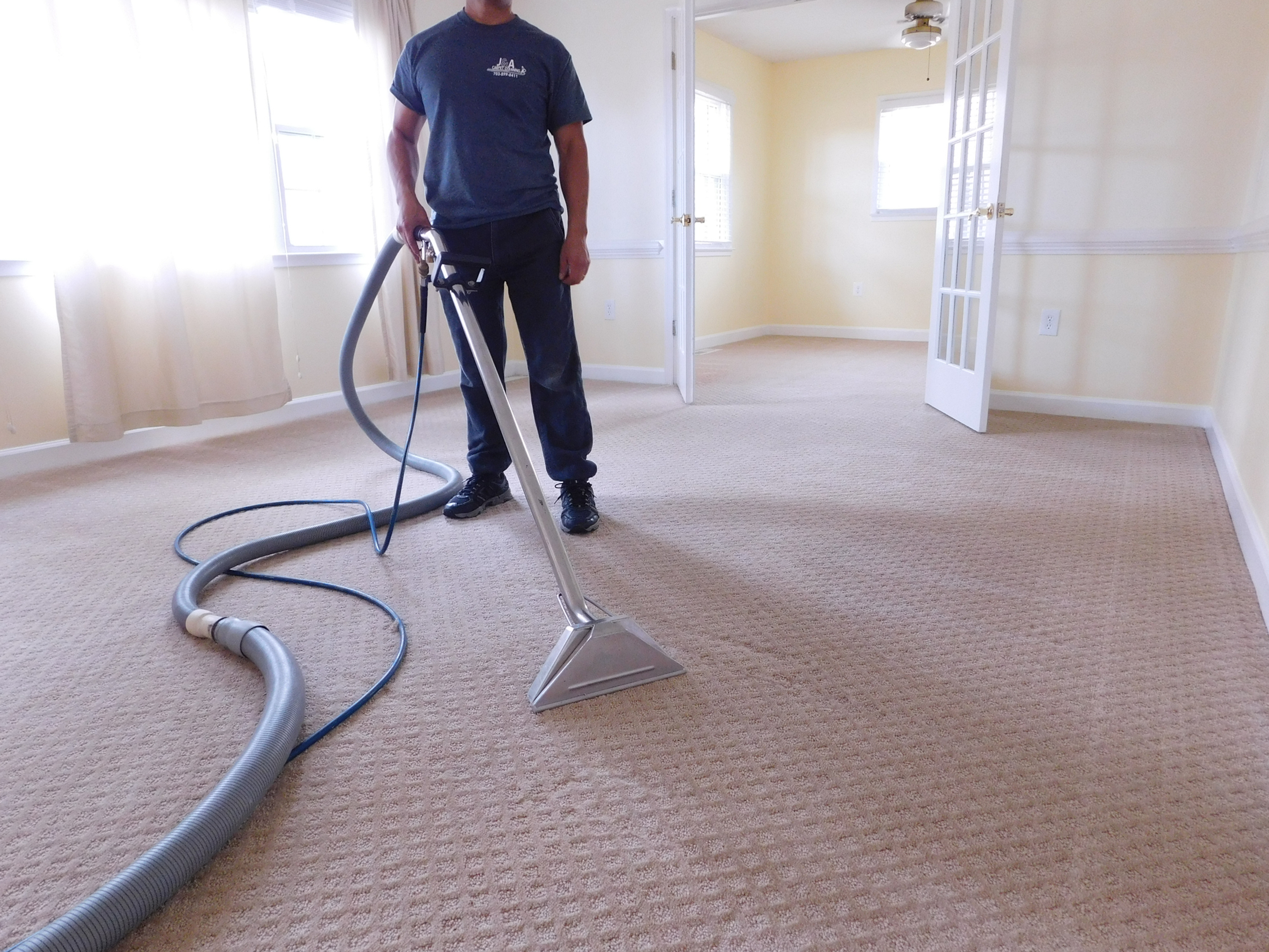 Carpet Cleaning Appointment