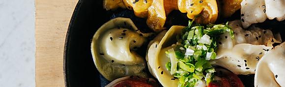 Dumplings & Bao