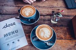 tulip & soy latte