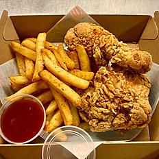 Fried Chicken 2 Piece