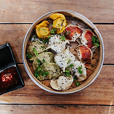Dumpling Tasting Platter