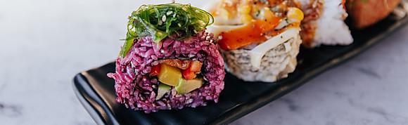 Sushi & Salad