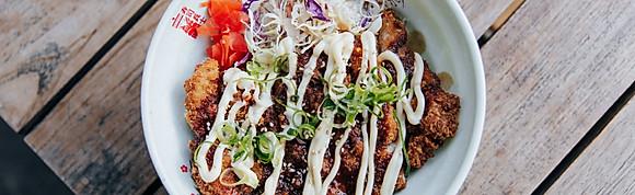 Donburi Rice Bowl