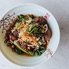 Sichuan Spicy Dan Dan Noodle