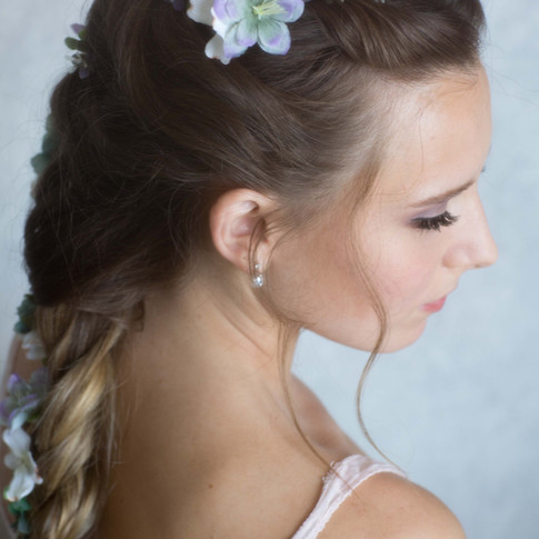 Arin איפור ועיצוב שיער של אלונה בל