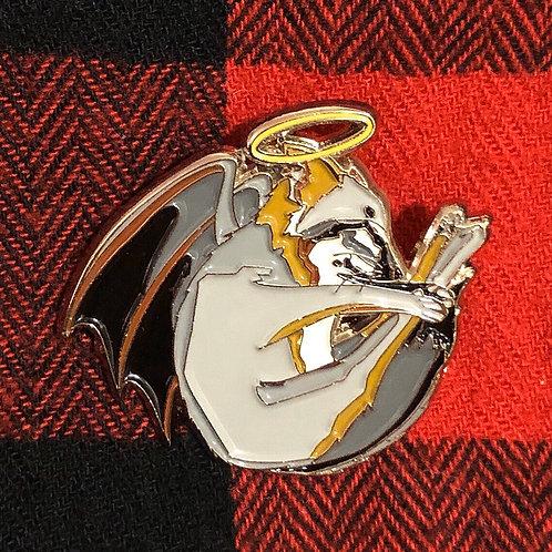 Batty Artemis Memorial Pin