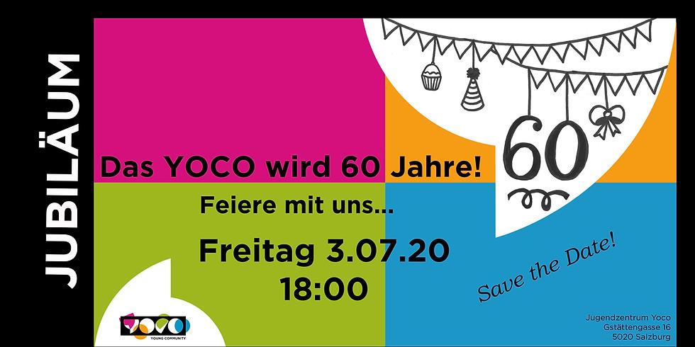 60 Jahre Yoco