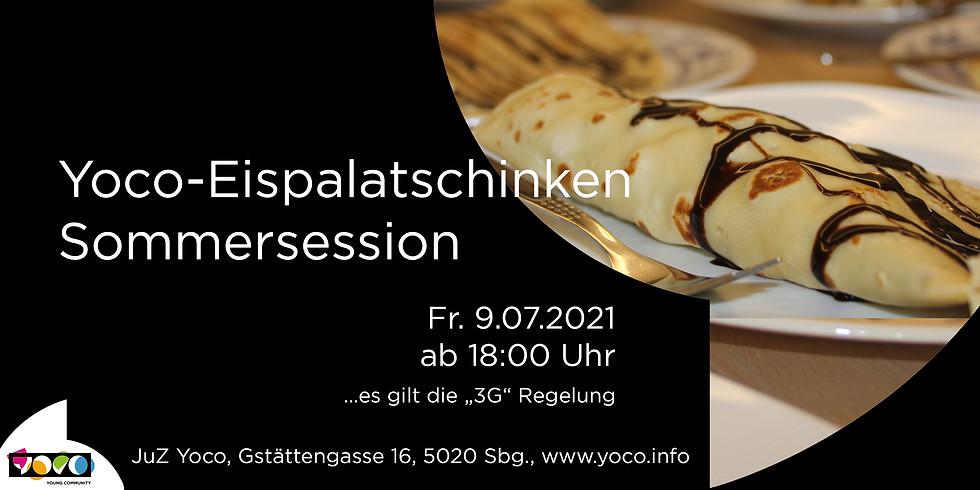 Yoco - Eispalatschinken - Sommersession
