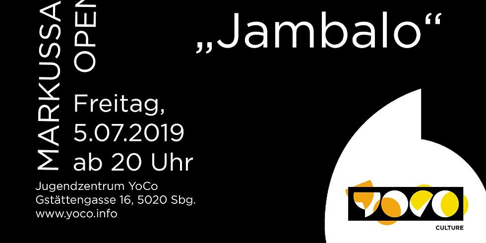 """Markussaal JellyJam mit Jambalo"""""""