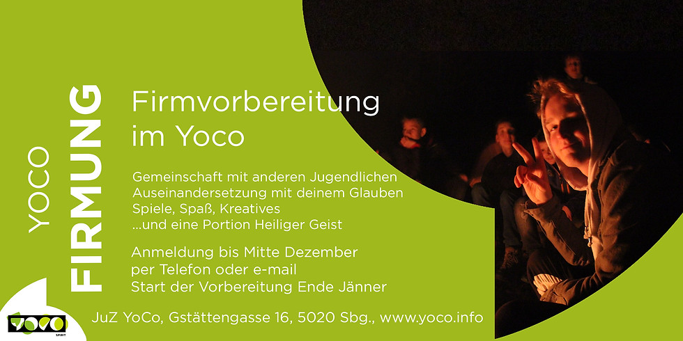 Yoco-Firmvorbereitung