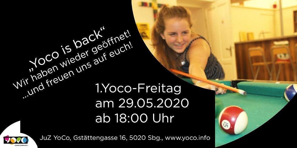 Yoco is back!