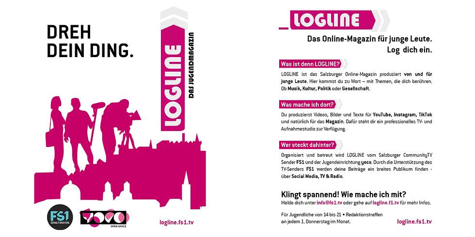 LOGLINE - DAS JUGENDMAGAZIN